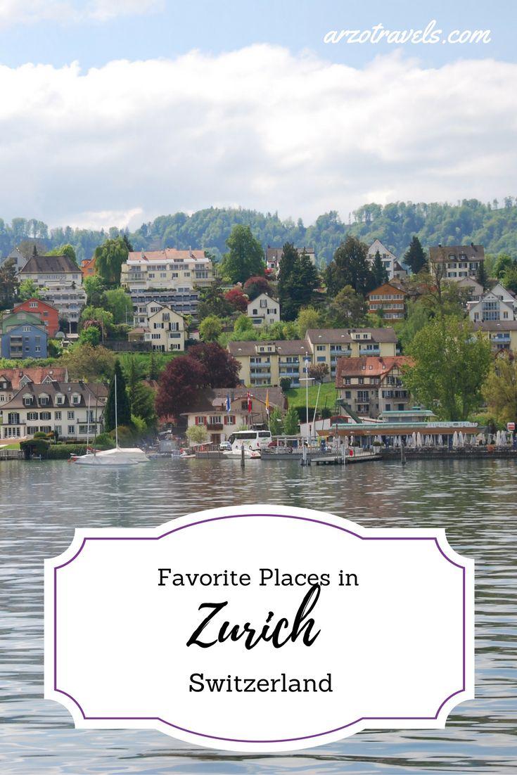 Zurich - best places to visit