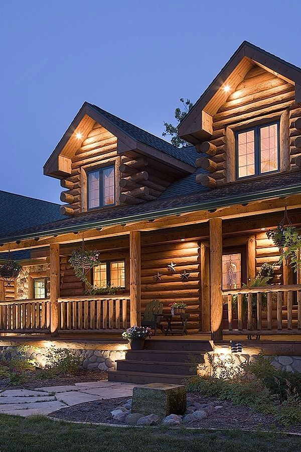 11 Best Images About Log Cabin Homes On Pinterest House
