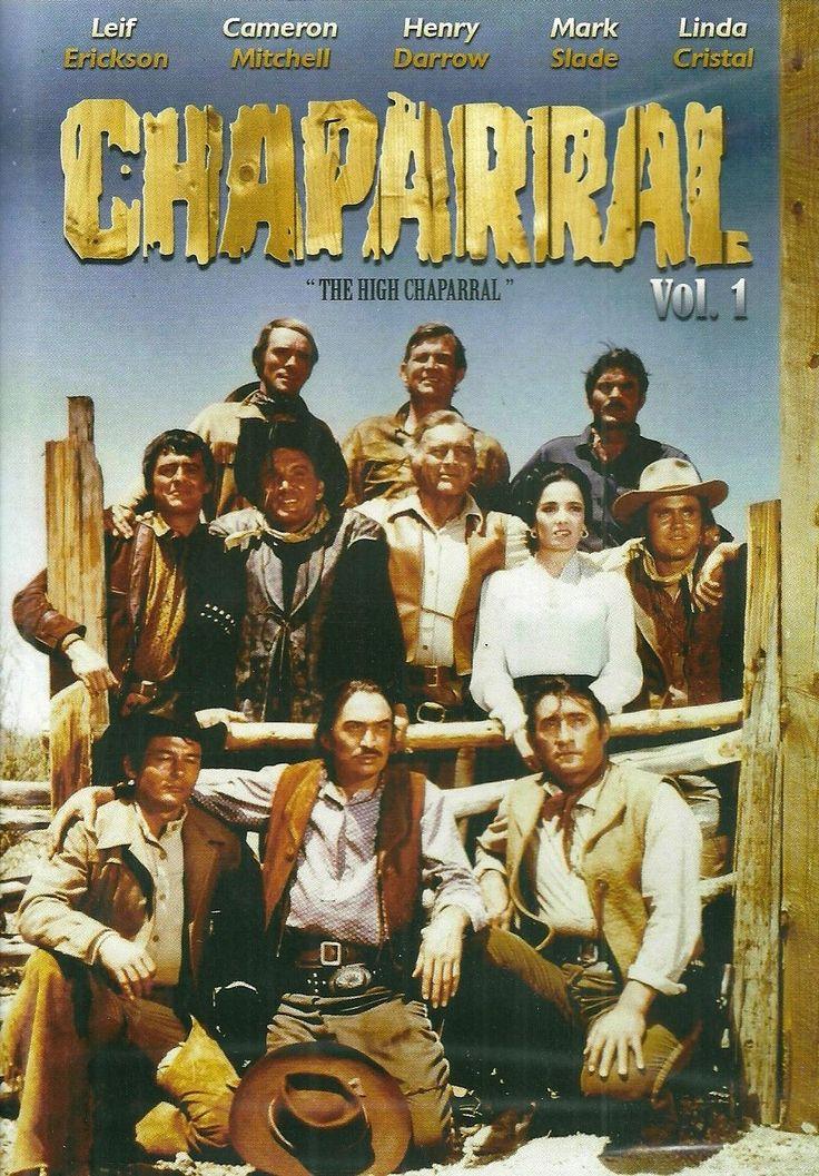 The High Chaparral (TV Series 1967–1971) Source: Arlequim http://www.arlequim.com.br/detalhe/1509557/Chaparral++Vol+1+%283+Episodios%29.html