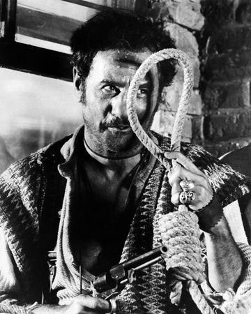 "THE GOOD, THE BAD AND THE UGLY (1966) - Eli Wallach as Mexican badman, ""Paco"" - Directed by Sergio Leone - United Artists - Publicity Still."