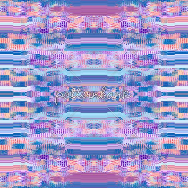 Abstract Glitch Stripes by Art, Love & Joy Designs, available to license at Patternbank.com. #textile #print #pattern #artloveandjoydesigns #patternbank #newonpatternbank