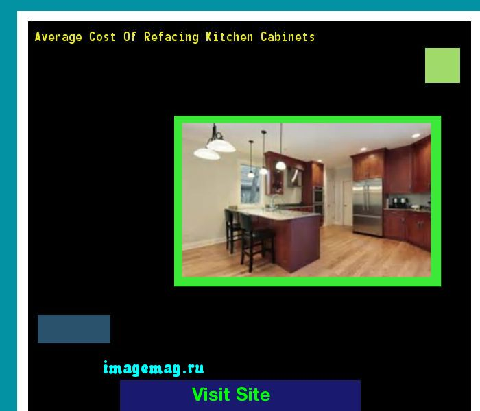 Average Price Of Kitchen Cabinets Endearing Design Decoration