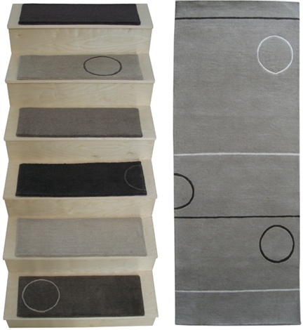 Designer stair treads stairs pinterest best stair treads designers and playrooms ideas - Alto stair treads ...