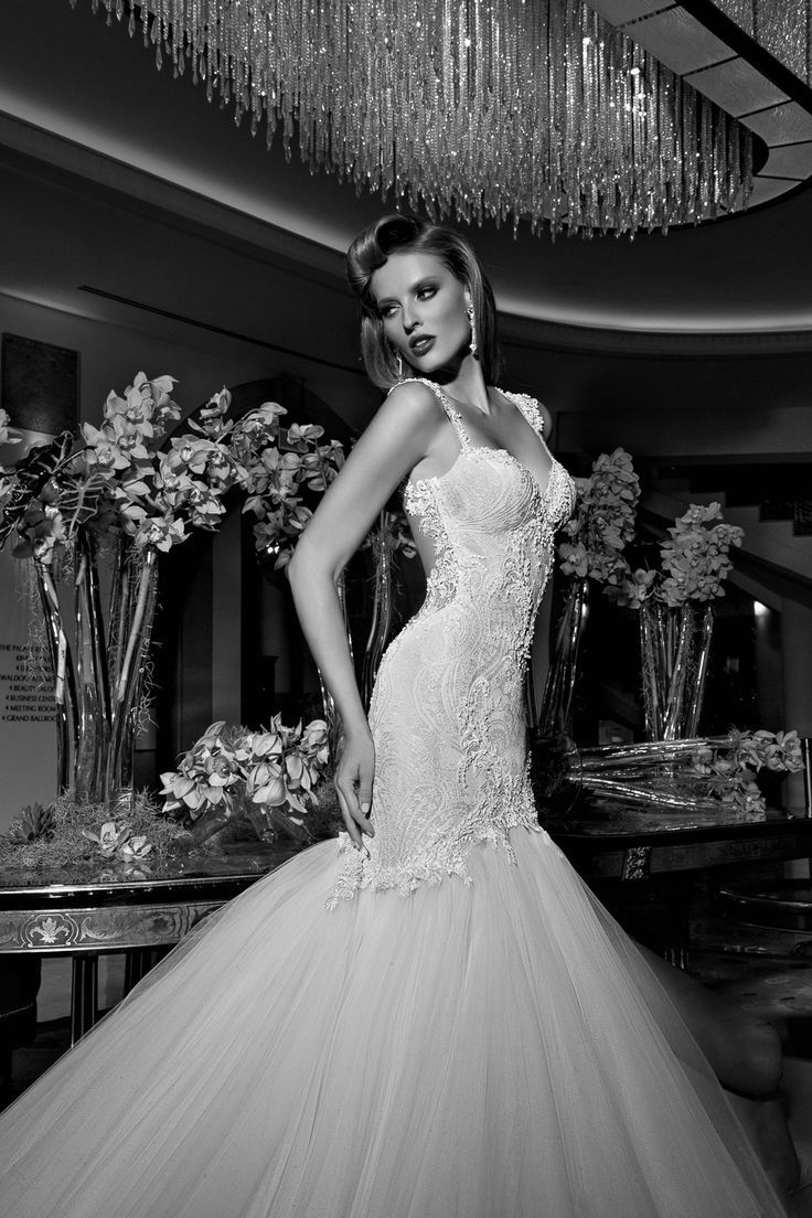 Strictly Weddings gives you a first look at renowned fashion designer Galia Lahav's haute couture bridal dresses with her gorgeous 2015 collection.