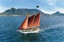 Boat Trips in Cape Town with Waterfront Boat Company.