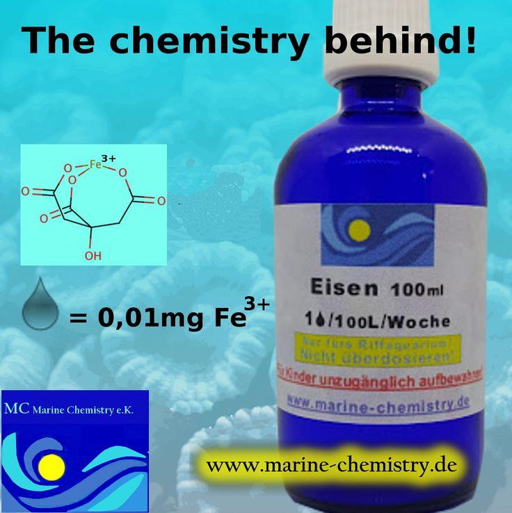 trace elements i. reef tanks, Iron from MC marine-chemistry