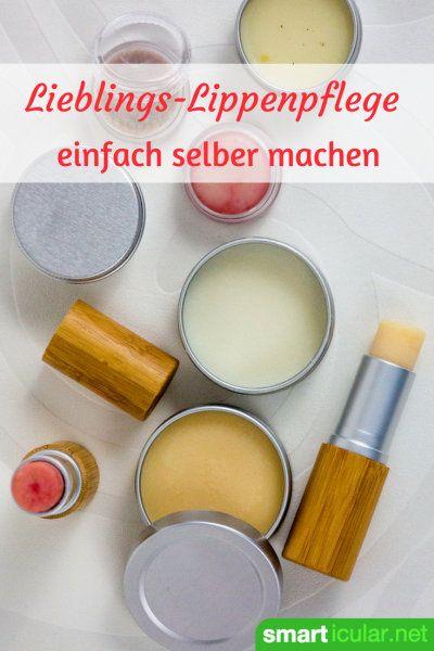 DIY-Lippenpflege – das richtige Rezept für jeden Typ