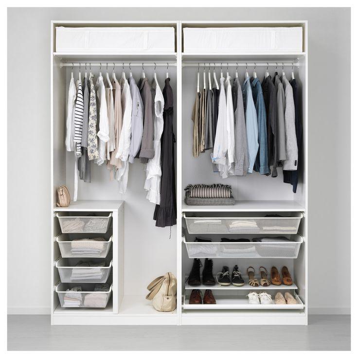 best 25 ikea pax closet ideas on pinterest pax closet. Black Bedroom Furniture Sets. Home Design Ideas