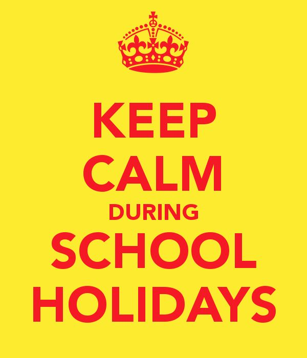 Keep calm parents, they're nearly over. #big4harrington #fishingvillage #manningriver #schoolholidays