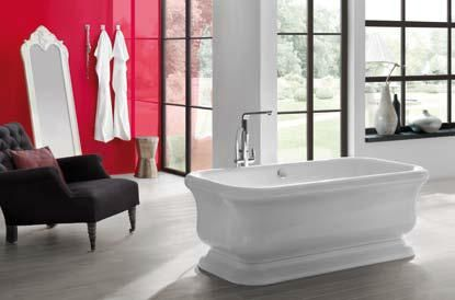 Finding The Right Freestanding Bathtub: Beyond The Clawfoot