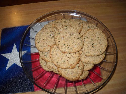 Cinnamon Basil & Lime Icebox Cookies - planted some cinnamon basil in my garden this year; now I just have to figure out what to do with it.