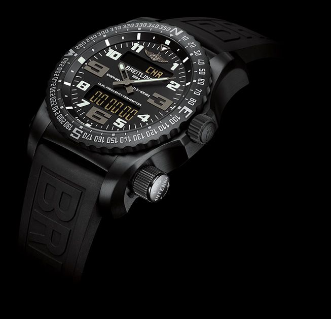 Breitling Emergency - Photos