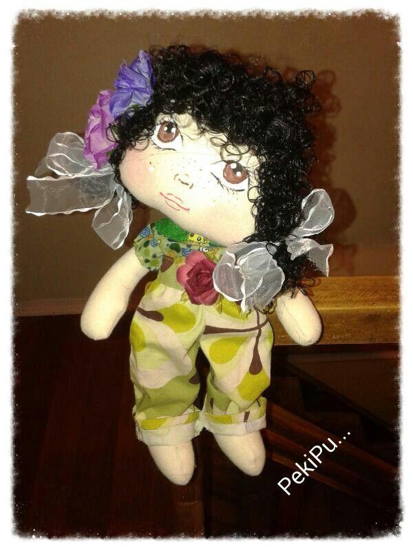 Hermosa muñeca....