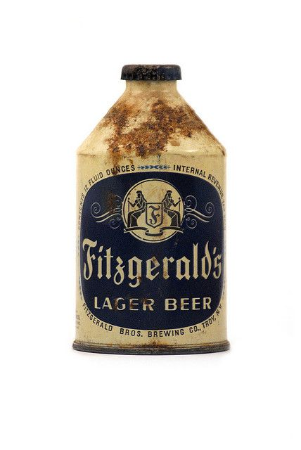 Fitzgerald's Lager Beer