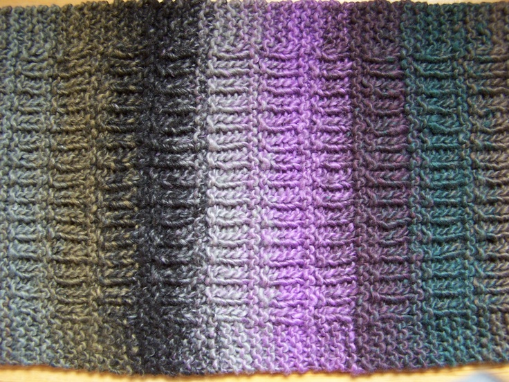 Knitting Garter Stitch Left Handed : 894 best images about scarfs on Pinterest Free pattern, Chevron scarves and...