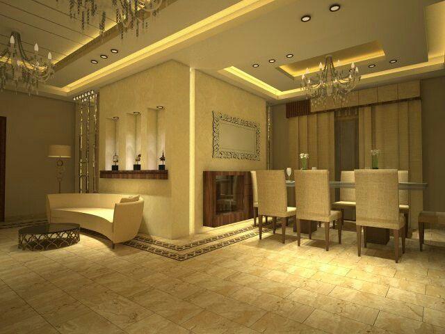 Saloon Eve Interior Design Amman, Jordan