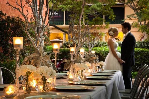 Moda on Edward- Brisbane Wedding venue