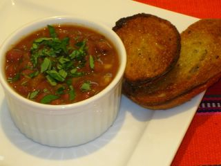 Bean Stew | Food | Pinterest | Stew, Roasted Vegetables and Ginger ...