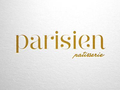 Parisien Patisserie logo by Cemil AKSOY