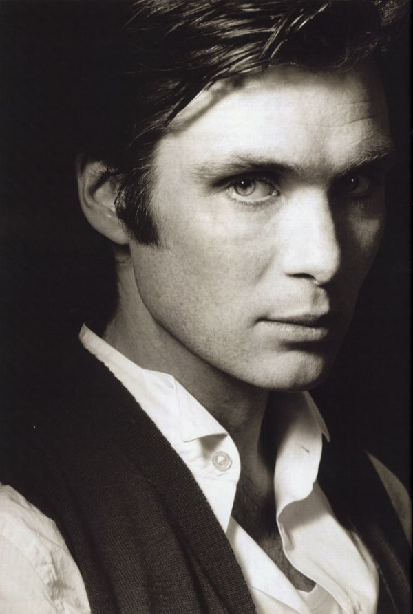 Cillian Murphy...He almost always plays completely unhinged baddies...but the crush remains (that accent doesn't hurt either)