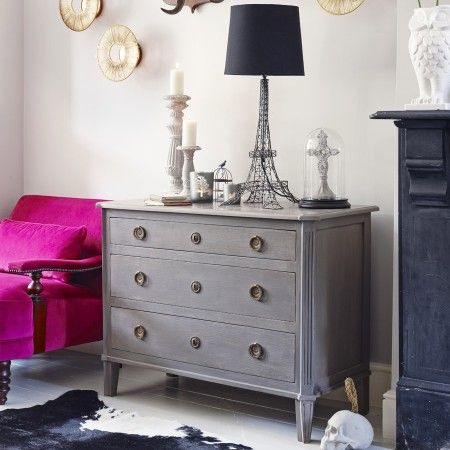 Jean-Pierre Chest of Drawers - New Autumn Finds - Bedroom