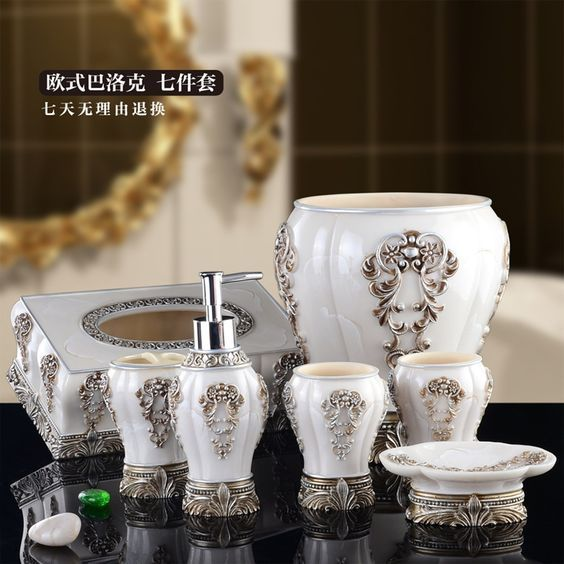 Cheap Bathroom Set Buy Quality Wash Set Directly From China Vintage Bathroom Set Suppliers