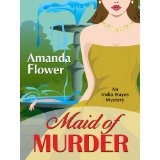 Maid of Murder (Five Star Mystery Series) (Hardcover)By Amanda Flower