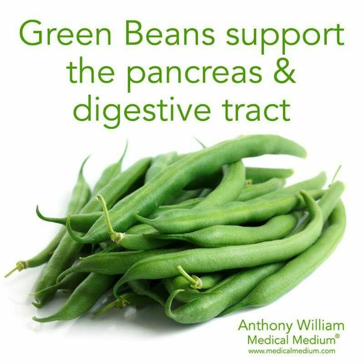 Green beans benefits
