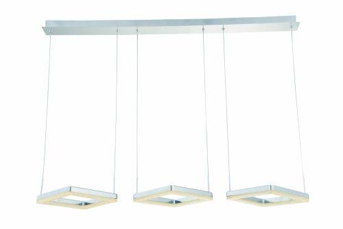 SQUARE MD8104-3 lampa wiszaca led 3840 lm