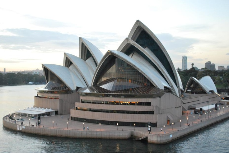 Sydney Opera House - one of the wonders of the modern world