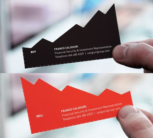 7 best barking finance images on pinterest visit cards business this business card does a great job of standing out but without being inconveniently sized it still fits in the same footprint of a standard card but reheart Choice Image
