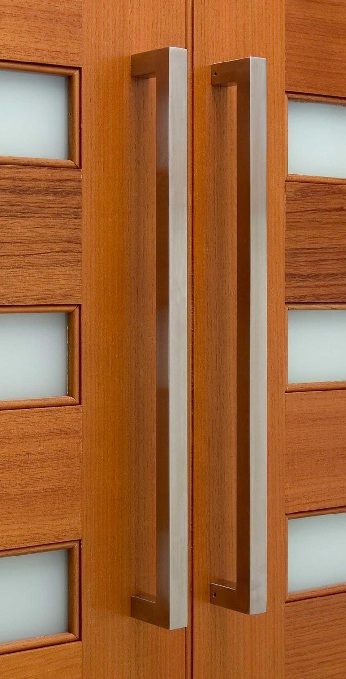 double door handle design  | 736 x 985