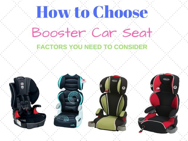 How to Pick Best Booster Car Seats for 2016