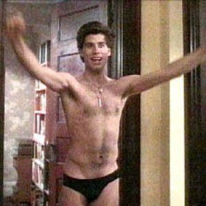 john travolta naked ass