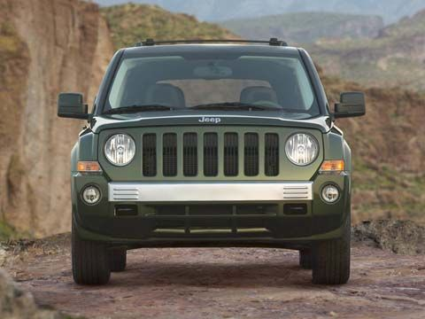 Отзывы о Jeep Patriot (Джип Патриот)