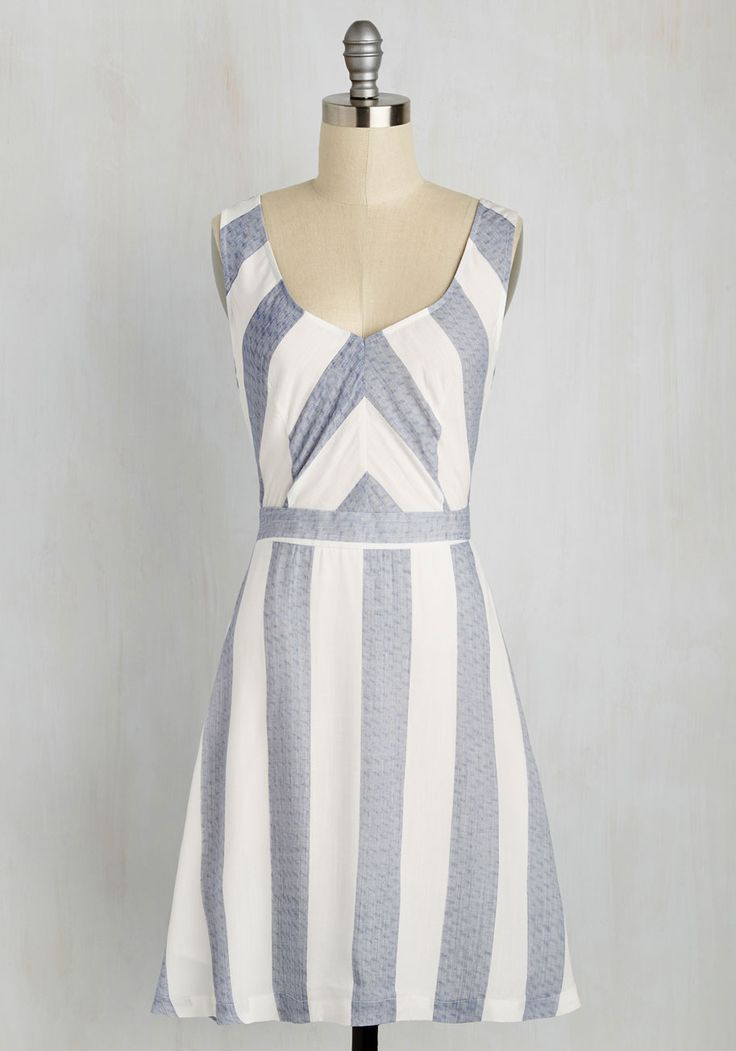 Mixtape and Match Dress in Navy, @ModCloth