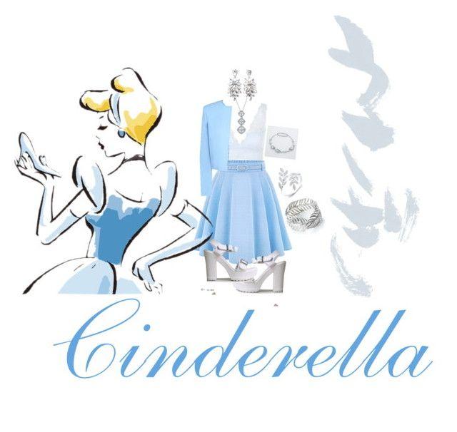 """Disney Princess: Cinderella"" by annie-john on Polyvore"