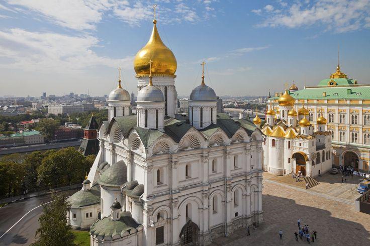 Moscou: um giro pelas melhores atrações da capital da Rússia - Kremlin de Moscou