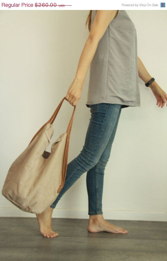 Hey, I found this really awesome Etsy listing at http://www.etsy.com/listing/151985541/charley-bag-soft-leather-bag-beige