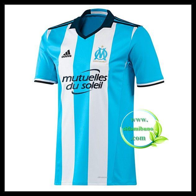 Fotballdrakter Olympique de Marseille Tredjedraktsett 2016-2017