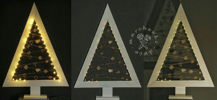 Christmas tree. Made of pallet wood, hemp twine. https://www.instagram.com/dwie_marchewki