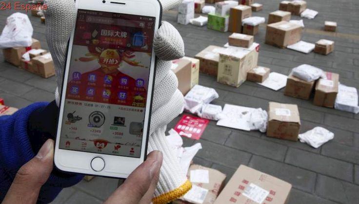 El Día del Soltero 2017 en Alibaba