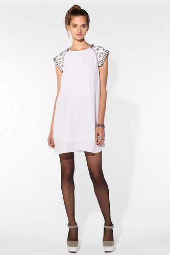 Urban Outfitters: Crystallized Dress by Shakuhachi, $260