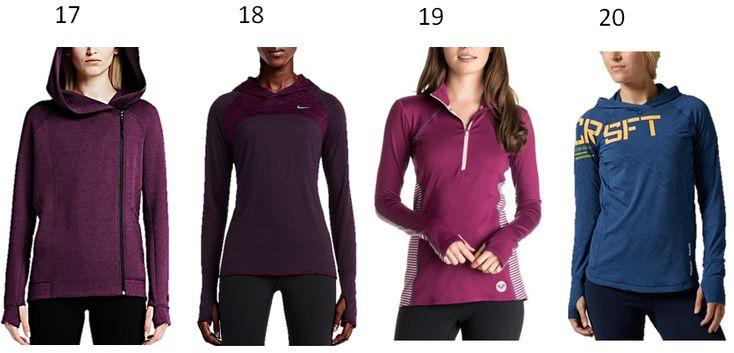 soldes running veste sweat training look nike women