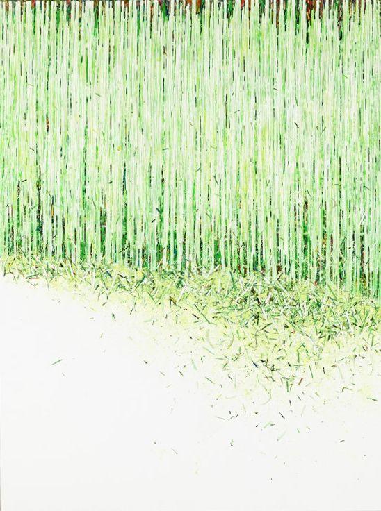 Hur Kyung-Ae painting Kalman Maklary Fie Arts