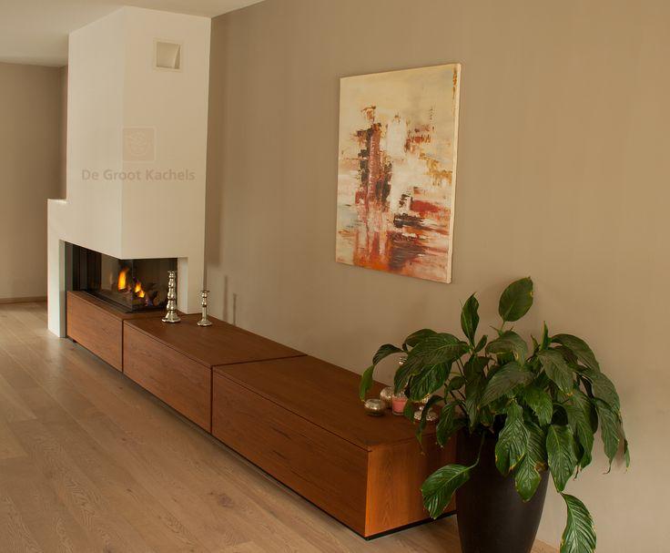 Woonkamer En Keuken Ineen : ... op Pinterest - Dubbelzijdige Open ...