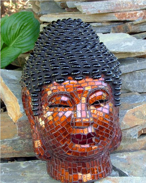 Buddha Head   Flickr - Photo Sharing!