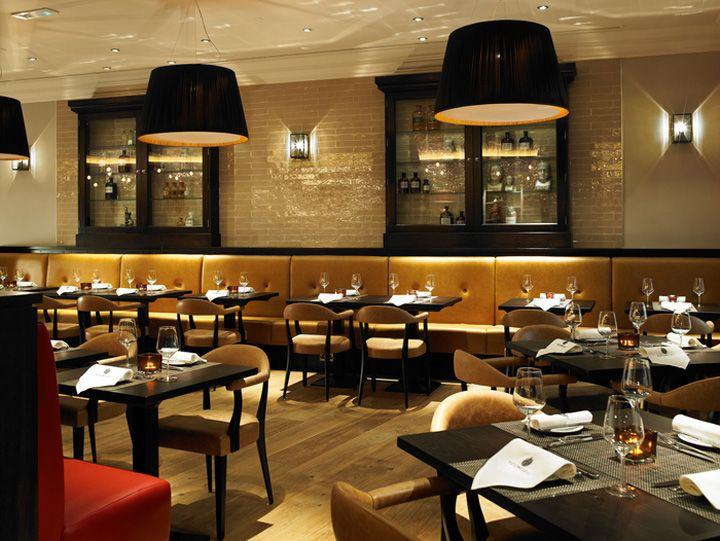 Bar restaurant by designlsm leeds uk hotels and