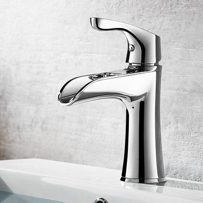 Vinnova Althea Single Hole Bathroom Faucet Faucet Bathroom