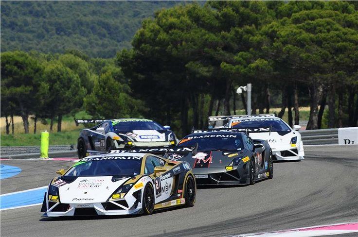 Lamborghini Super Trofeo   Alexandre Martins